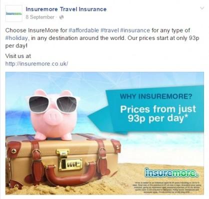 InsureMore's Why InsureMore Social Media Content Theme